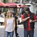 Kristin Cavallari and Jay Cutler spotted shopping in Los Angeles (January 26)