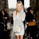 Laura Whitmore Bora Aksu Fashion Show In London