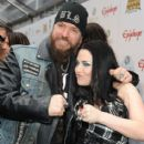 Musician Zakk Wylde arrives at the 2012 Revolver Gods Award show at Club Nokia on April 11, 2012 in Los Angeles, CA - 413 x 594