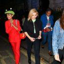 Chloe Moretz – Leaving Annabel's in London