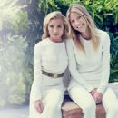 Gwyneth Paltrow, Tracy Anderson - Hamptons Magazine Pictorial [United States] (25 May 2015) - 454 x 484