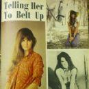 Caroline Munro - Parade Magazine Pictorial [United States] (1 August 1970) - 454 x 594