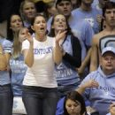 Ashley Judd - NCAA College Basketball Game Between North Carolina And Kentucky In Chapel Hill, 18.11.2008.