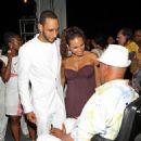 Alicia Keys - Art For Live Annual Benefit - July 24, 2010