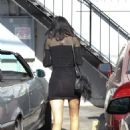 Kylie Jenner Seen Out and About In La