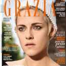 Kristen Stewart – Grazia Magazine (France – September 2017 Issue) - 454 x 587