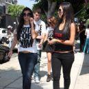 Adrienne Bailon and Robert Kardashian jr - 442 x 594