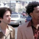 Freddy Rodriguez and D.L. Hughley in 20th Century Fox's Chasing Papi - 2003