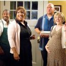 (L to R) MARTIN LAWRENCE, KYM WHITLEY, WILL SASSO, GENEVA CARR in COLLEGE ROAD TRIP © Disney Enterprises, Inc. All rights reserved. Photo Credit: John Clifford.