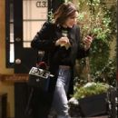 Katharine McPhee – Out and about in Los Angeles - 454 x 681