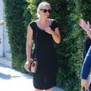 Maria Sharapova is seen out and about in Los Angeles, California on August 1, 2016 - 399 x 600