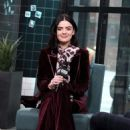 Lucy Hale – On Build Series in New York