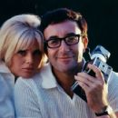 Britt Ekland and Peter Sellers - 454 x 421