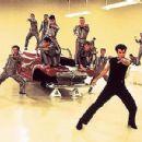 John Travolta as Danny Zuko in Randal Kleiser's Grease - 1978