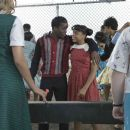 "Elijah Kelley (left) stars as ""Seaweed J. Stubbs"" and Taylor Parks (right) stars as ""Little Inez"" in New Line Cinema's upcoming release of Adam Shankman's HAIRSPRAY. Photo Credit: ©2007 David James/New Line Cinema"