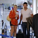 LeAnn Rimes Departs LAX Airport - June 7, 2010