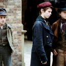 Barney Clark in Roman Polanski's Oliver Twist, also starring Ben Kingsley and Lewis Chase - 2005