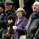 Toby Parkes and Maggie Smith in Keeping Mum - 2006
