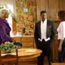 Madea (Tyler Perry), Carlos (Blair Underwood) and Lisa (Rochelle Aytes)