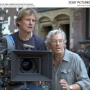 Director of Photography Karl Walter Lindenlaub and Director Paul Verhoeven. Photo by Karl Walter © 2006 Content Film, courtesy of Sony Pictures Classics. All Rights Reserved.