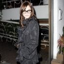 Rose McGowan - Los Angeles Candids, 04.10.2008.