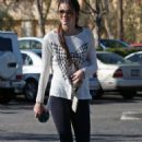 Kendall Jenner's Calabasas Commons Puppy Love