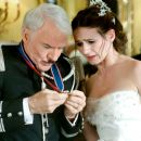 Steve Martin (left) and Emily Mortimer star in MGM Pictures and Columbia Pictures' comedy THE PINK PANTHER 2. Photo credit: Peter Iovino