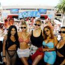 Sofia Richie – 21st birthday celebration at Encore Beach Club in Las Vegas