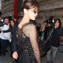 Bella Hadid at Christian Dior 70th Anniversary Exhibition Party in Paris