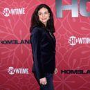 Morena Baccarin – 'Homeland' Season 8 Premiere in NYC - 454 x 721