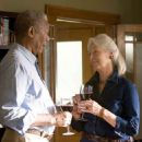 MORGAN FREEMAN stars as Harry Stevenson and JANE ALEXANDER stars as Esther Stevenson in the romantic comedy FEAST OF LOVE, directed by Robert Benton, distributed by Metro-Goldwyn-Mayer Distribution Co., A Division of Metro-Goldwyn-Mayer Studios Inc. Photo