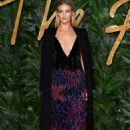 Rosie Huntington Whiteley – 2018 British Fashion Awards in London - 454 x 681
