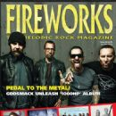 Sully Erna - Fireworks Magazine Cover [United Kingdom] (November 2014)
