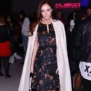 Alyssa Campanella- Custo Barcelona - Front Row - Mercedes-Benz Fashion Week Fall 2015 - 399 x 600