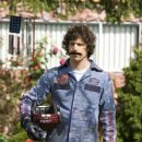 Andy Samberg in the scene of Hot Rod - 2007. Credits by James Dittiger. (C) 2006 Paramount Pictures. All rights reserved.