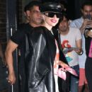 Lady Gaga – Leaves Milk Studios in New York