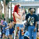 Bella and Dani Thorne – 2018 Coachella Weekend 2 in Indio - 454 x 710