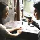 Tang Wei (left) and Wang Leehom (right) star in Ang LeeÆs LUST CAUTION, a Focus Features release.