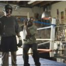 Fan favorite, TONY BURTON returns as 'Duke' to train Rocky [SYLVESTER STALLONE] as he prepares to go to war with a younger more skilled opponent. Photo by: John Bramley