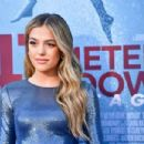 Sistine Rose Stallone – '47 Meters Down Uncaged' premiere in Westwood - 454 x 303