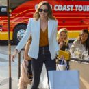 Stacy Keibler – Out for lunch in Beverly Hills - 454 x 680
