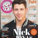 Nick Jonas - Popstar! Magazine Cover [United States] (October 2018)