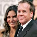 Kiefer Sutherland and Tricia Cardozo
