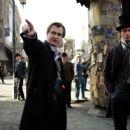 Christopher Nolan and Hugh Jackman 2