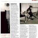 Brigitte Bardot - Kino Park Magazine Pictorial [Russia] (February 2004)