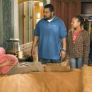 (left to right) Nia Long, Ice Cube, Aleisha Allen, and Philip Daniel Bolden star in Columbia Pictures'/Revolution Studios' Are We Done Yet?. Photo Credit: Rob McEwan. © 2007 Revolution Studios Distribution Company, LLC.  All rights reserved. - 454 x 303