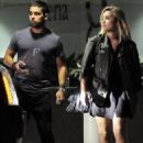 Wilmer Valderrama and Demi Lovato - September 10, 2012