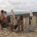 Jack McBrayer and Russell Brand in Universal Pictures' Forgetting Sarah Marshall.