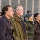 Left to right: NICOLAS CAGE, JON VOIGHT, DIANE KRUGER, JUSTIN BARTHA in National Treasure: Book of Secrets'© Disney Enterprises, Inc. and Jerry Bruckheimer, Inc. All rights reserved. Photo credit: Robert Zuckerman.