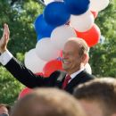 Kelsey Grammer star as President Andrew Boone in Walt Disney Studios Motion Pictures' Swing Vote.